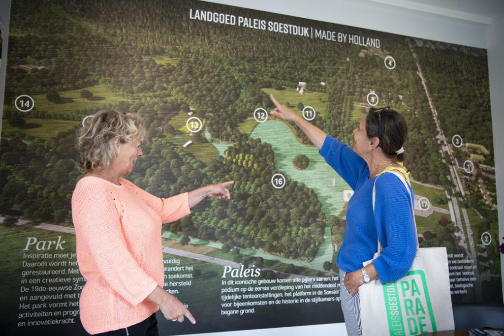 informatiecentrum paleis Soestdijk