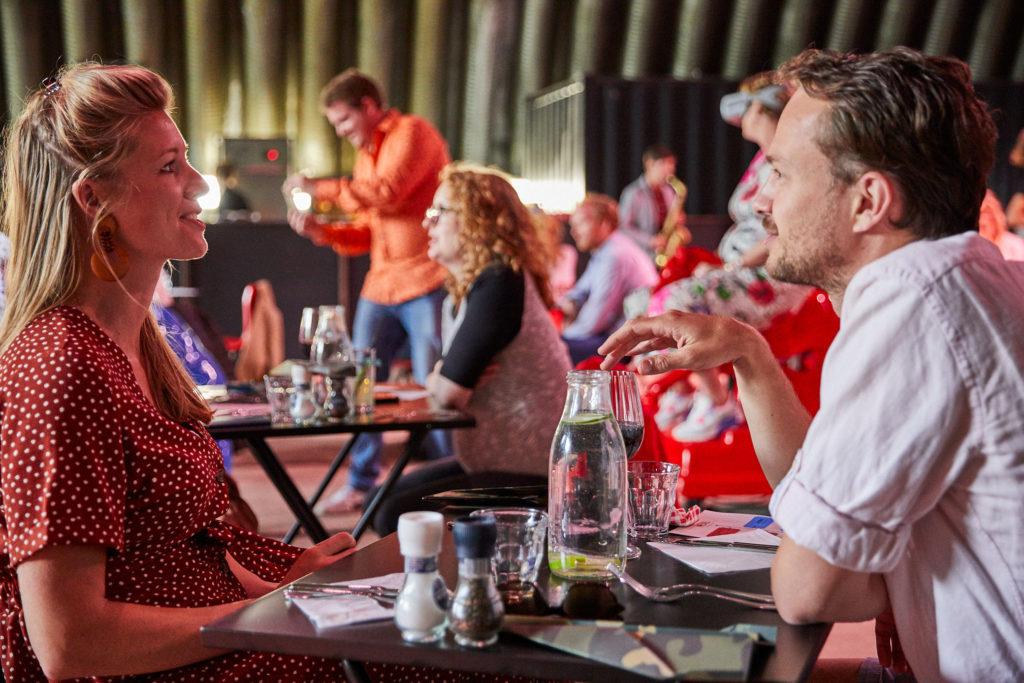 Afbeelding bij Pop-up restaurant De Maaltuin